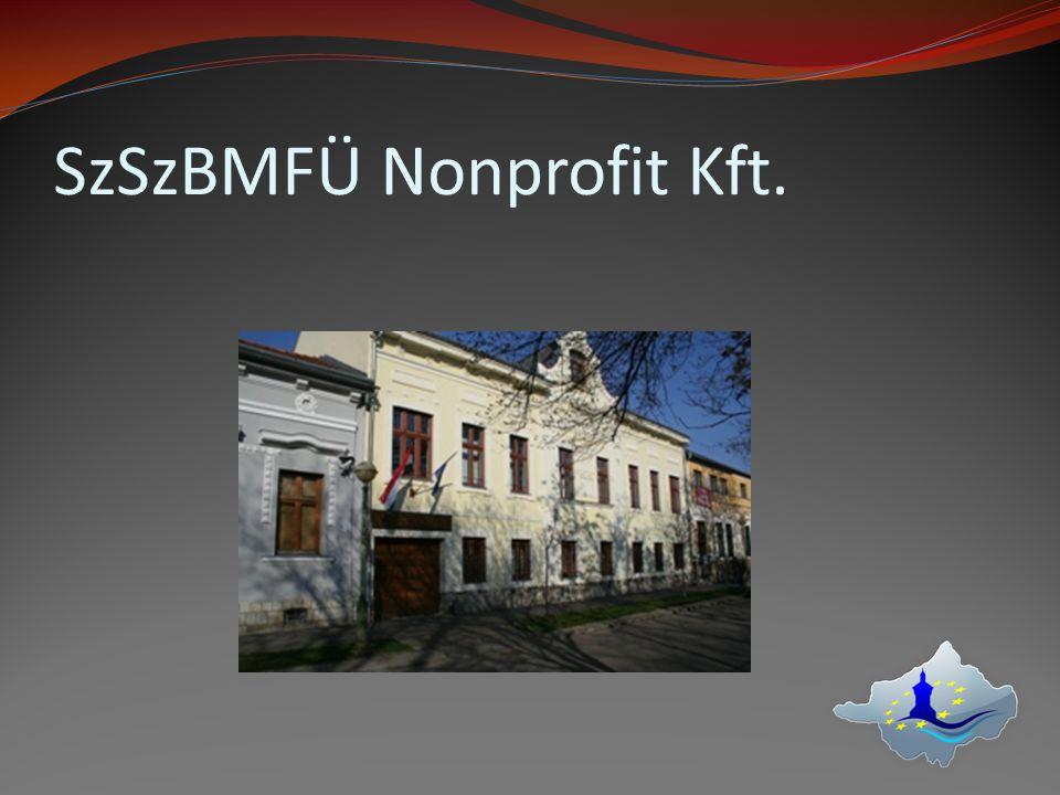 SzSzBMFÜ Nonprofit Kft.
