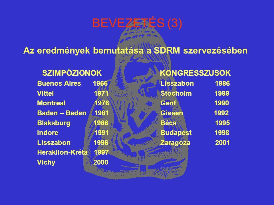 A MG-HIÁNY szerepe a PARTIALIS D-vitamin REZISTENS RACHITISBEN (1972-1991) # Első megfigyelés – tanulmány : 1973 (24-eset) # 1973 – 1991: - 28.562 csecsemő fejlődését követtük !.