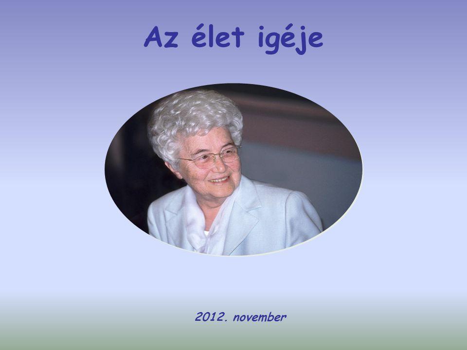 Az élet igéje 2012. november
