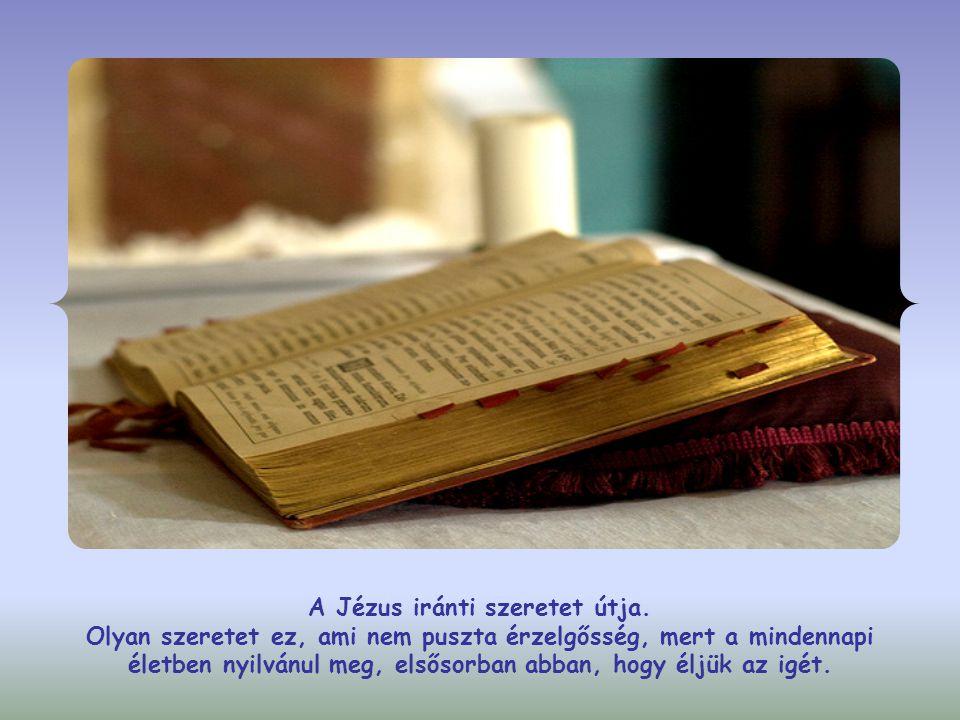 De hogyan érheti ezt el a keresztény. Hogyan hordozhatja Istent magában.