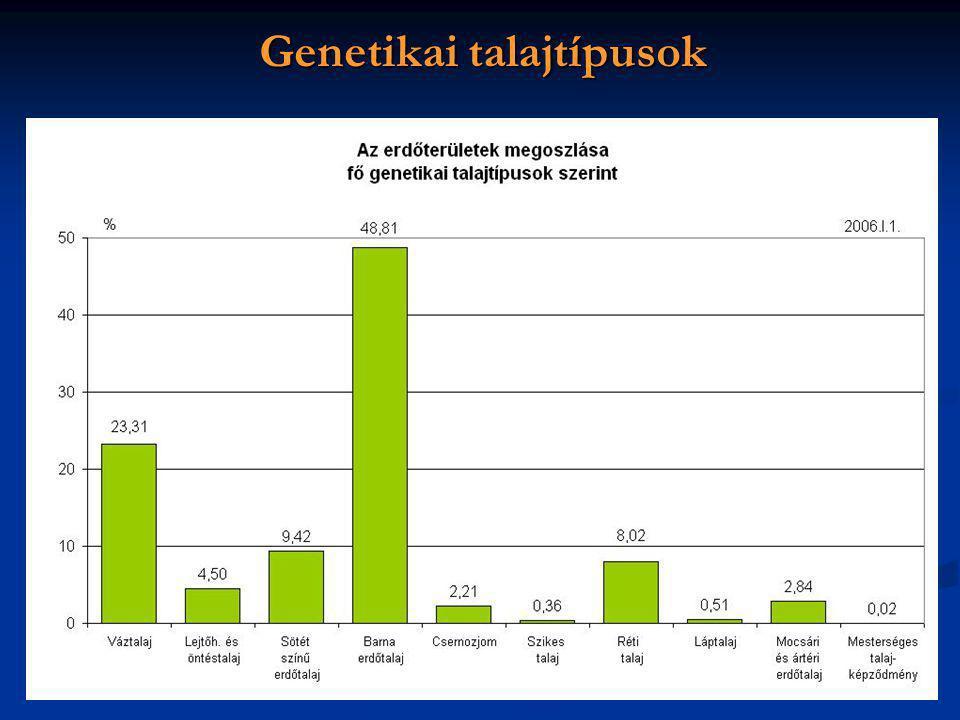 Genetikai talajtípusok