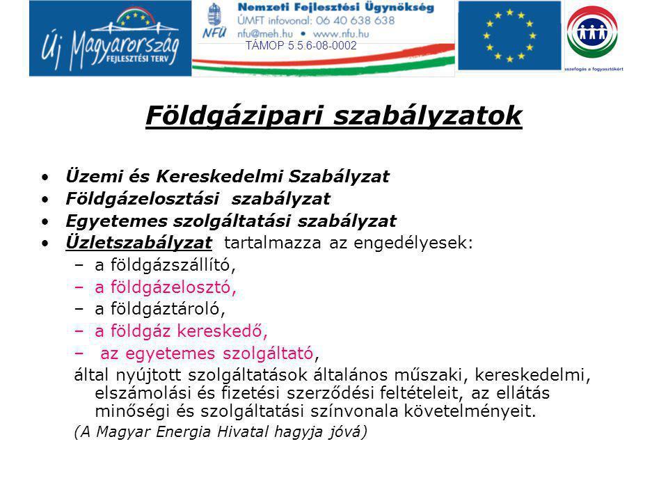 TÁMOP 5.5.6-08-0002 TIGÁZ Tiszántúli Gázszolgáltató Zártkörűen Működő Részvénytársaság 4200 Hajdúszoboszló, Rákóczi u.
