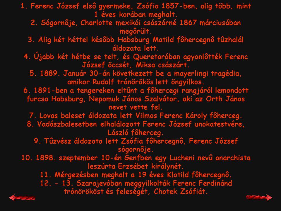 Október 6-án nem csak Aradon voltak kivégzések. Ezen a napon Pesten kivégezték gróf Batthyány Lajos elsô magyar miniszterelnököt. Halála után fennmara