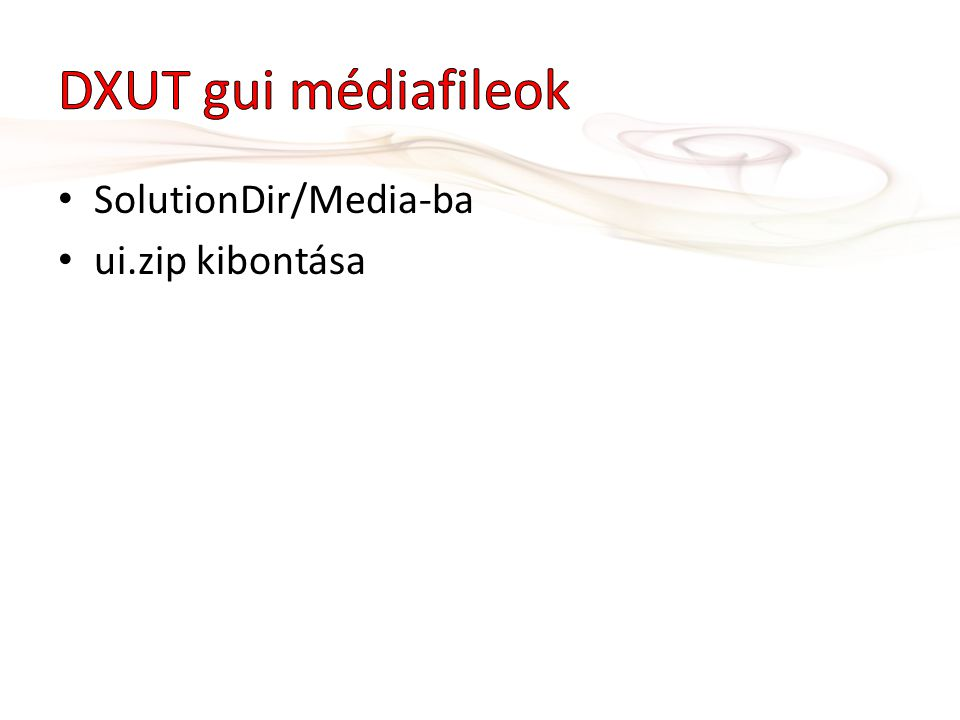 SolutionDir/Media-ba ui.zip kibontása