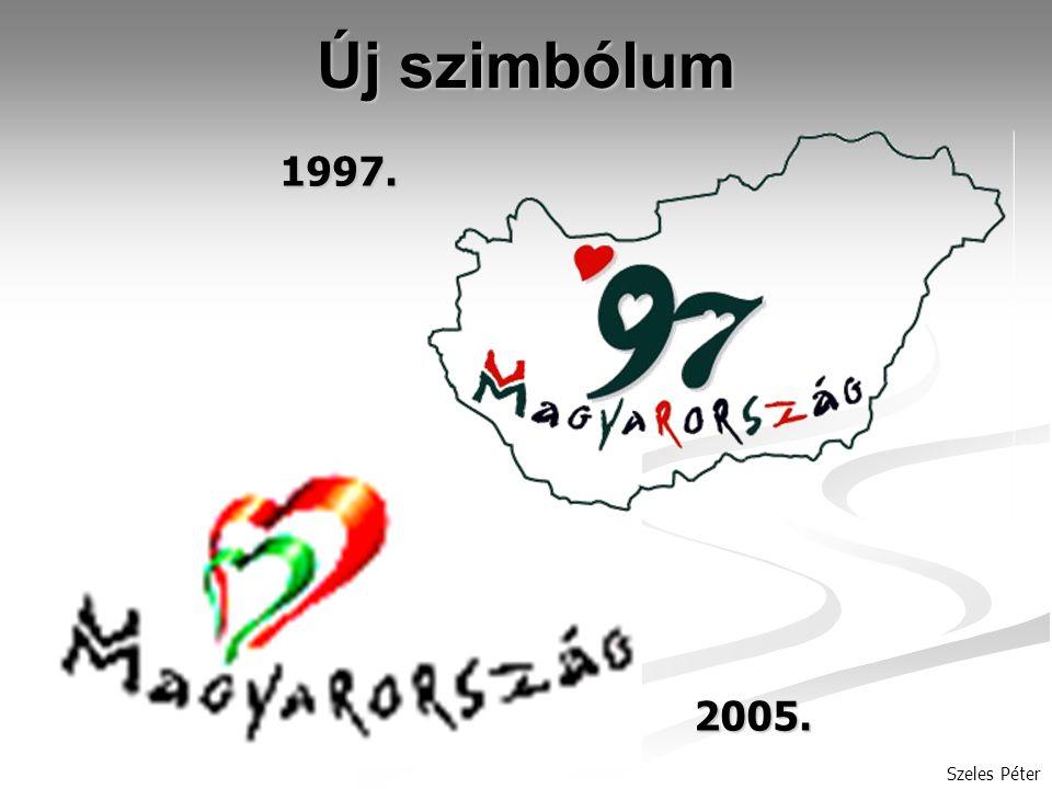 Szeles Péter Új szimbólum 1997. 2005.