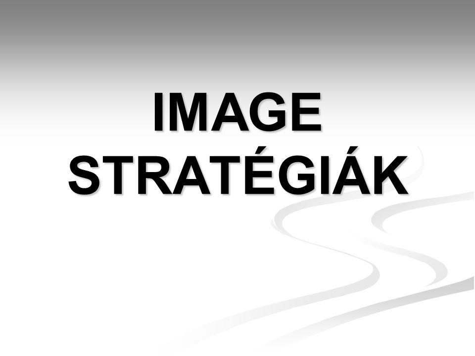 IMAGE STRATÉGIÁK