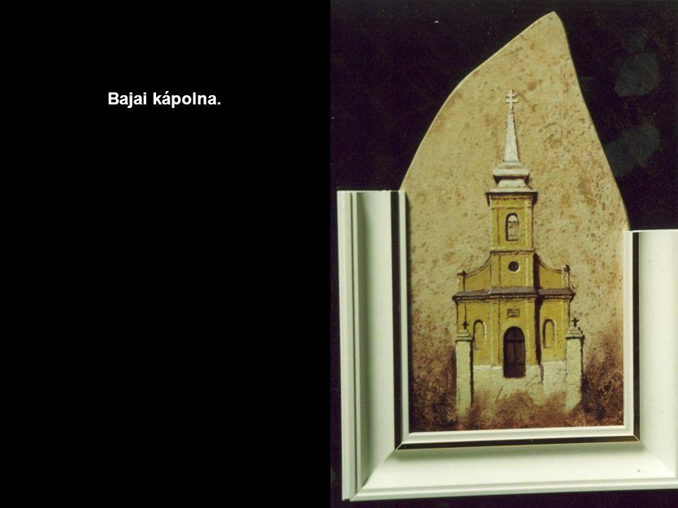 Szerb templom Baján.