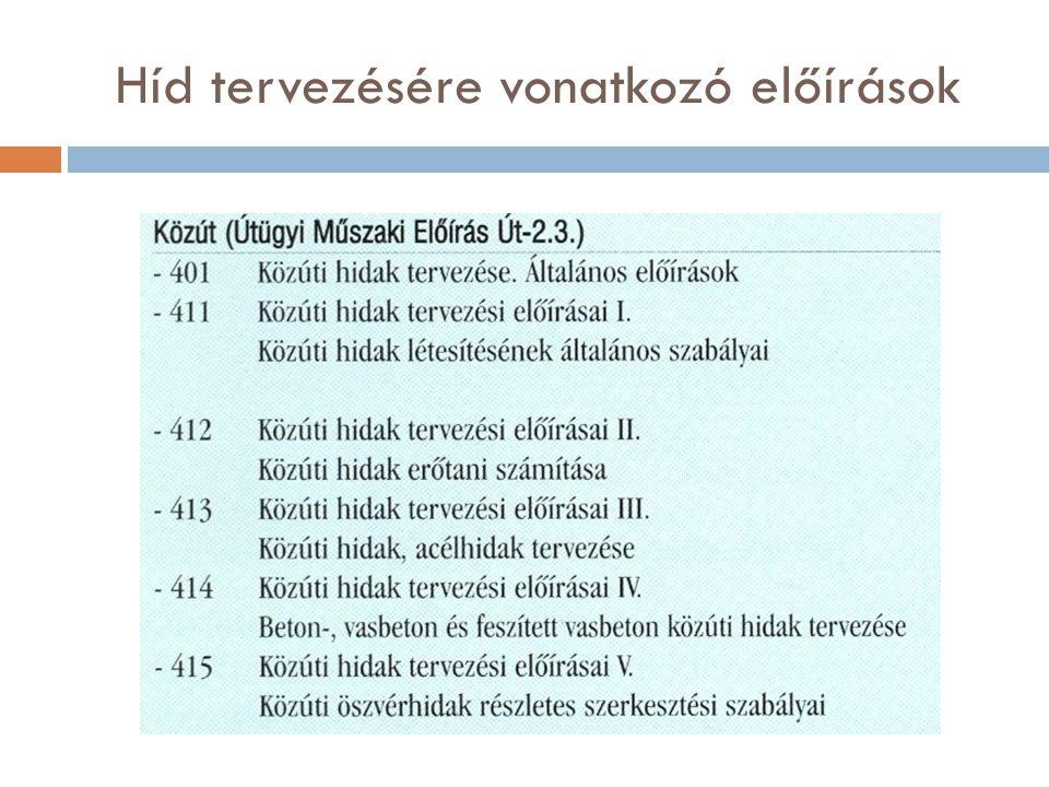 Vasúti műszaki előírások MÁV H.1.1.