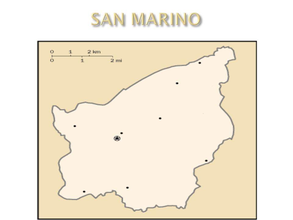 Képek San Marino Olaszország enklávéja: