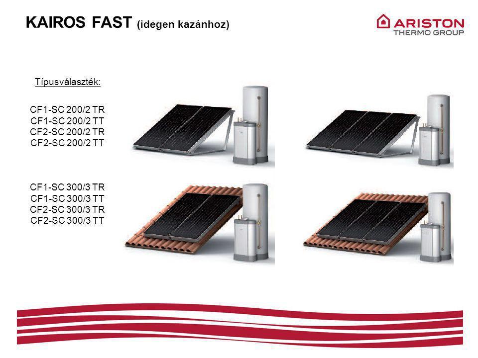 KAIROS FAST (idegen kazánhoz) Típusválaszték: CF1-SC 200/2 TR CF1-SC 200/2 TT CF2-SC 200/2 TR CF2-SC 200/2 TT CF1-SC 300/3 TR CF1-SC 300/3 TT CF2-SC 300/3 TR CF2-SC 300/3 TT