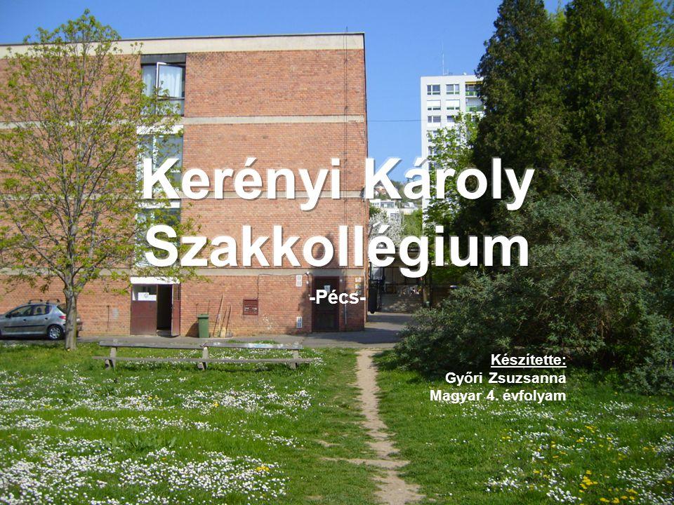 -Pécs- Készítette: Győri Zsuzsanna Magyar 4. évfolyam