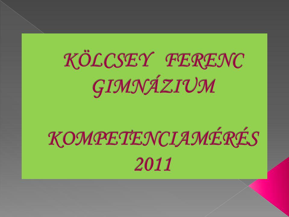 Kölcsey Ferenc Gimnázium1714 (1684;1744) Országosan 1635 (1634;1636) 8 évfolyamos gimnáziumokban 1826 (1821;1830) 6 évfolyamos gimnáziumokban 1805 (1803;1808) 4 évfolyamos gimnáziumokban 1724 (1722;1725) Szakközépiskolákban 1624 (1622;1625)Kis 4 évf.