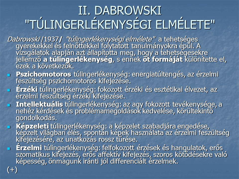 II. DABROWSKI