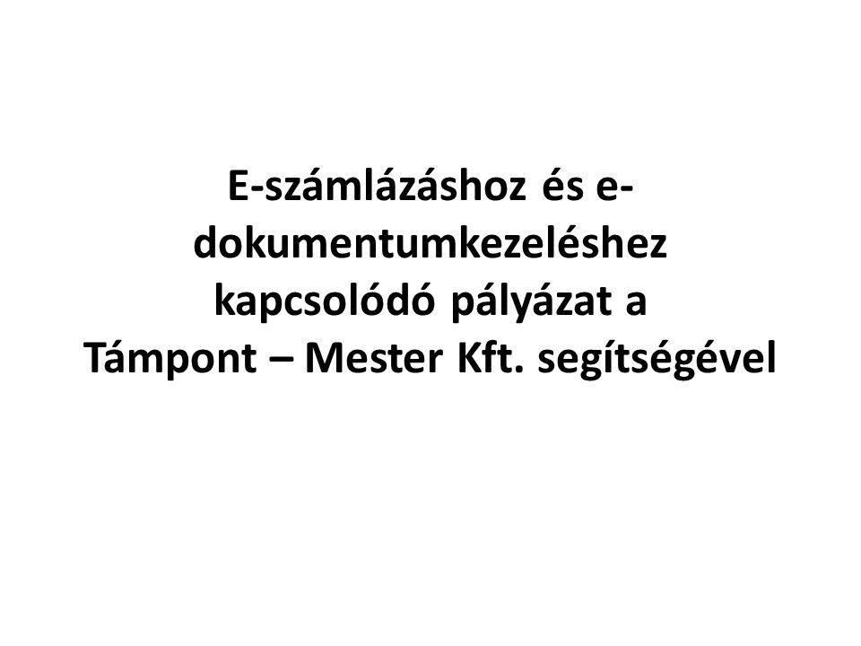 Bemutatkozás -Támpont – Mester Kft.