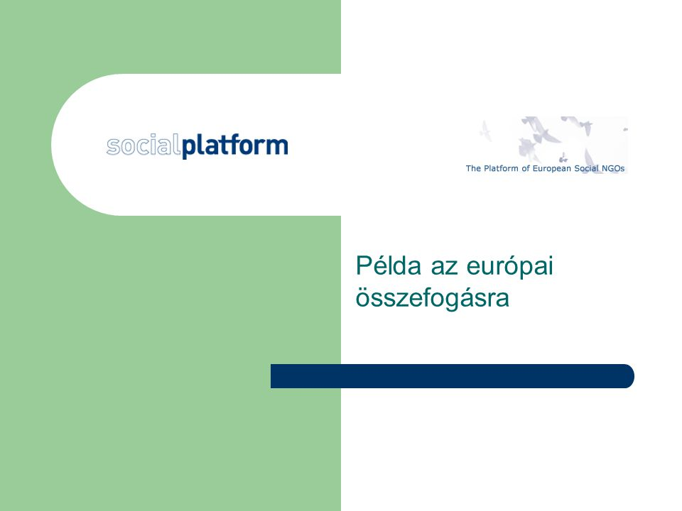 Példa az európai összefogásra