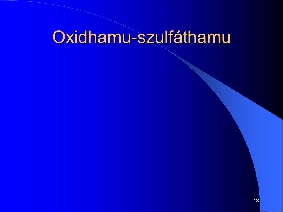 Oxidhamu-szulfáthamu 48