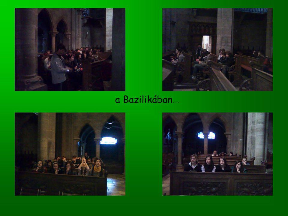 a Bazilikában …