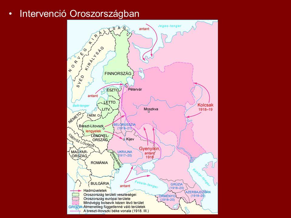 Intervenció Oroszországban