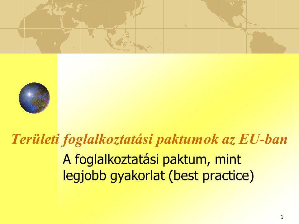 12 A lényeg A partnerség méltányos együttműködés a közös haszon reményében!