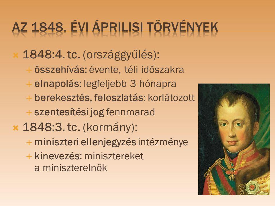  újra van magyar király (koronázás)  1867:10.tc.