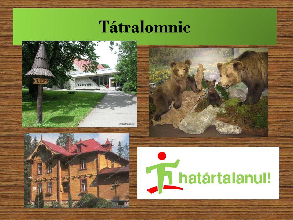 Tátralomnic