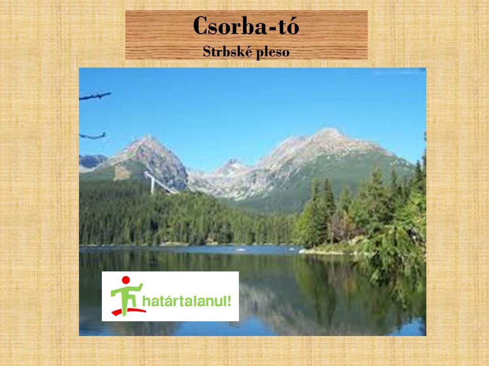Csorba-tó Strbské pleso