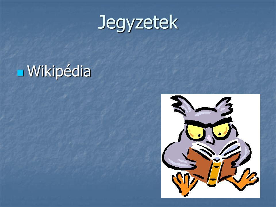 Jegyzetek Wikipédia Wikipédia