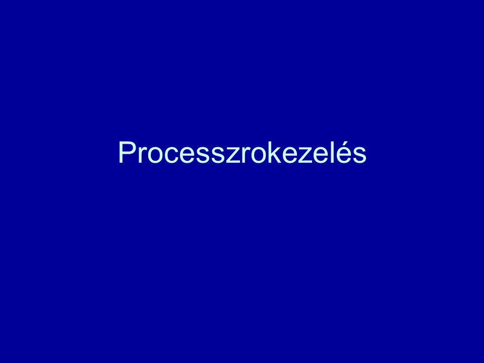 Processzrokezelés