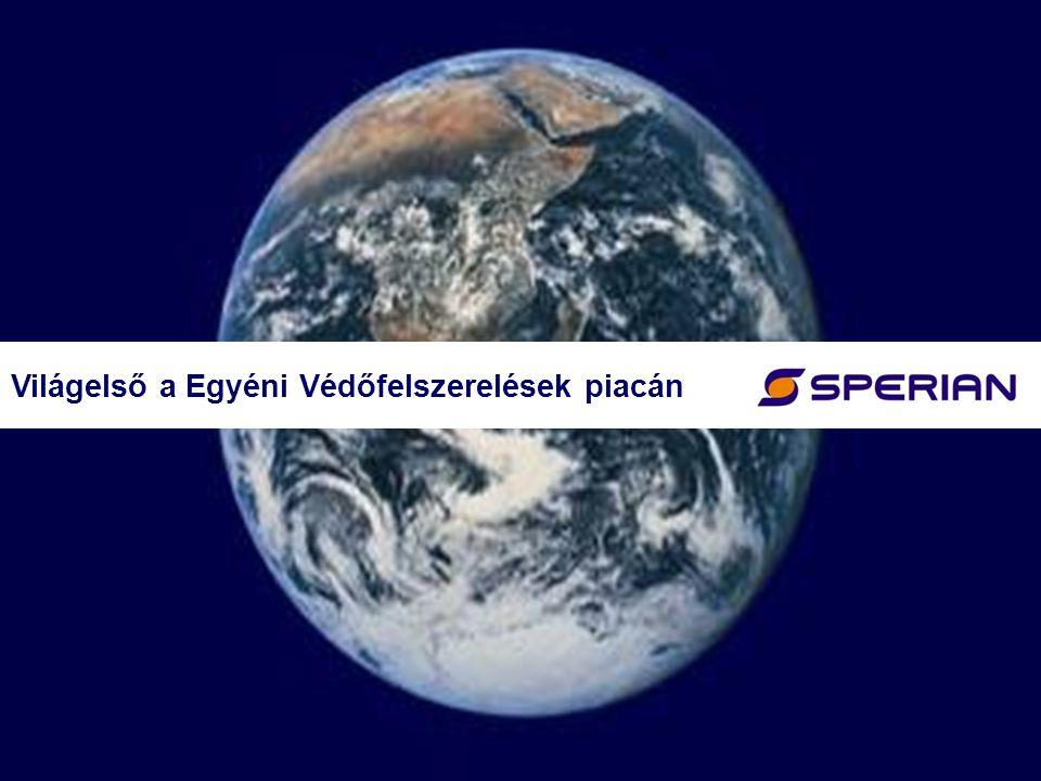 25 World Leader in Personal Protective Equipment Világelső a Egyéni Védőfelszerelések piacán