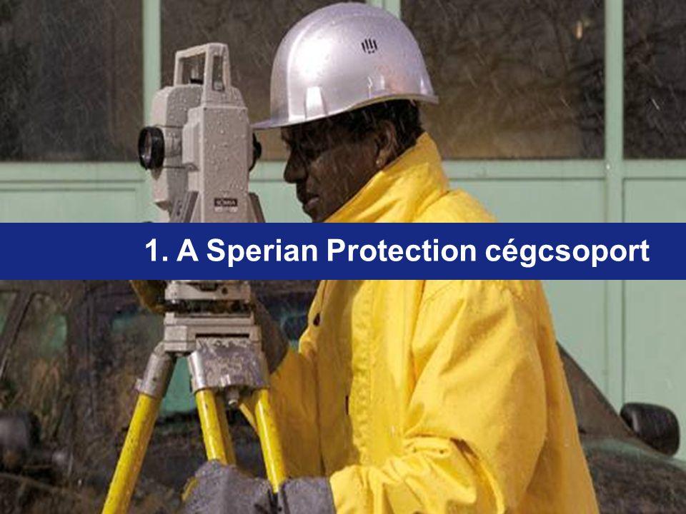 7 Egy sikertörténet Észak-Amerika harmadik legnagyobb tűzvédelmi ruházat-gyártója Egyszer használatos légzésvédő álarcok brazíliai gyártója Világelső a beépített zajvédelemmel ellátott harcászati, miniatűr, és kommunikációs fültokok gyártásában 2007.