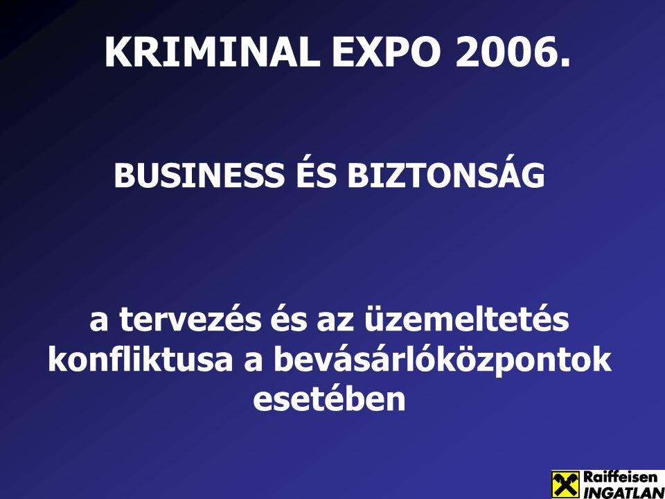 KRIMINAL EXPO 2006.