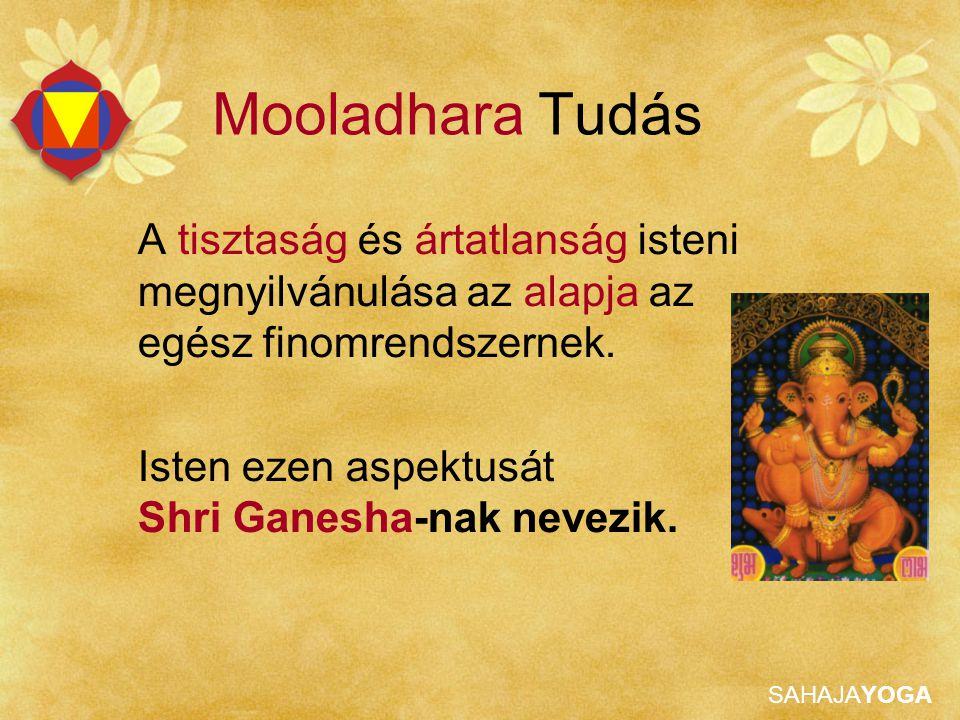 SAHAJAYOGA Mooladhara Tisztítása A Mooladhara Chakra Rendszeres Meditáció, reggel és este Föld Anyán ülés Shri Mataji fényképe előtt ülve a jobb kezet a föld felé lógatni, a balt pedig gyertya felé tartani Lábáztatás naponta