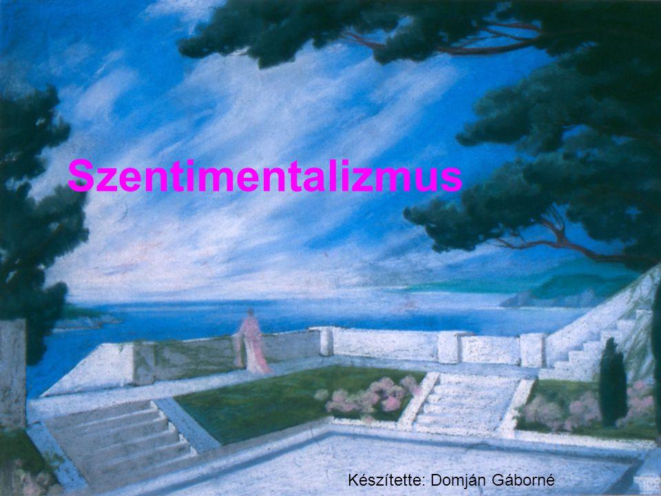 Az elnevezés a sentimental = érzelmes szóból származik.