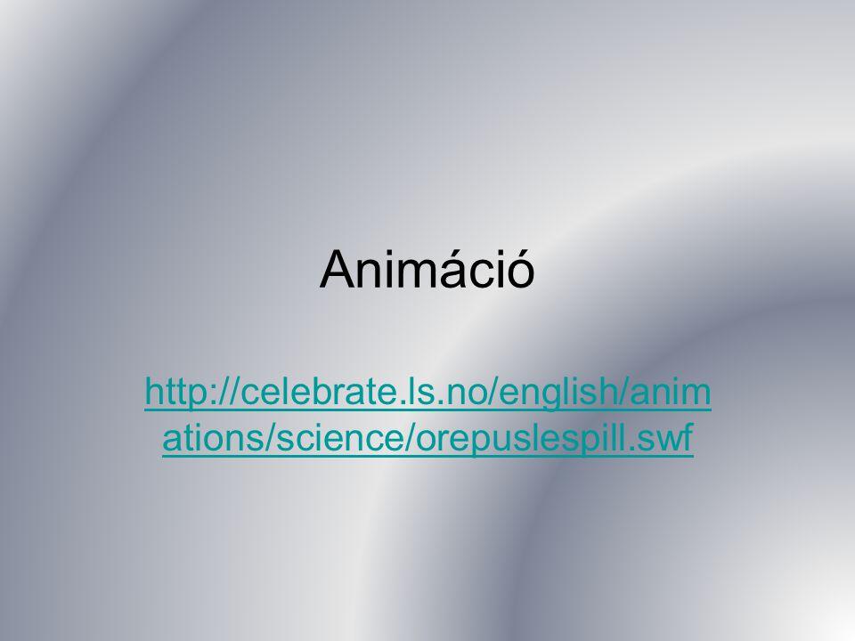 Animáció http://celebrate.ls.no/english/anim ations/science/orepuslespill.swf