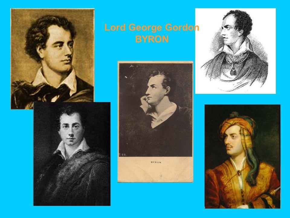 Lord George Gordon BYRON