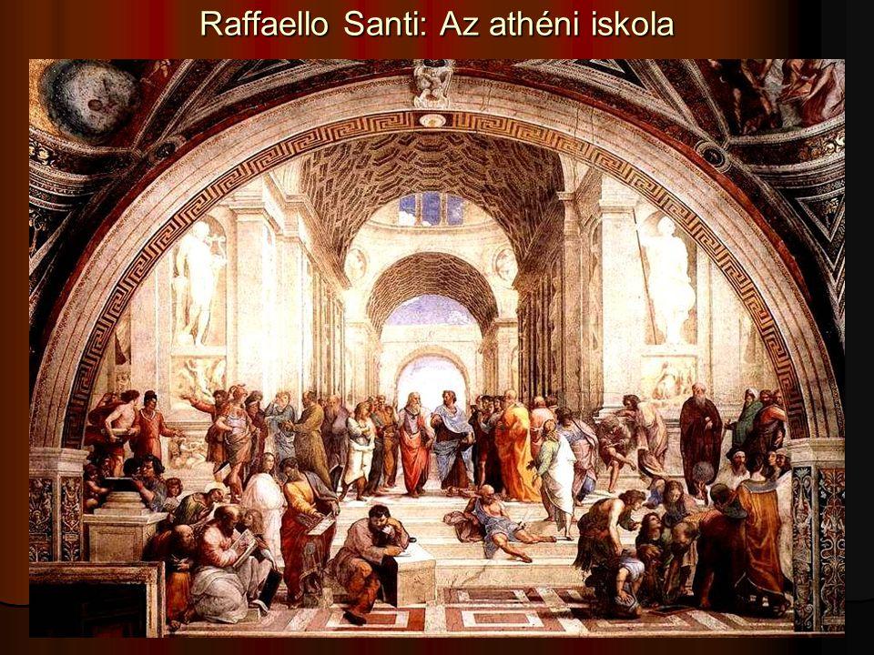 Raffaello Santi: Az athéni iskola