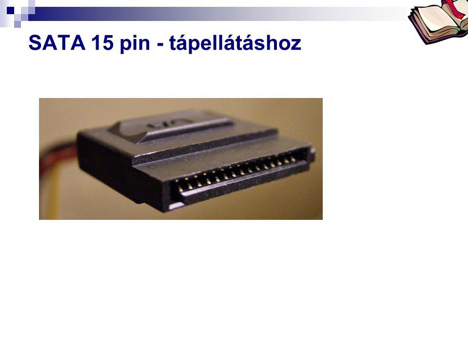 Bóta Laca SATA 15 pin - tápellátáshoz