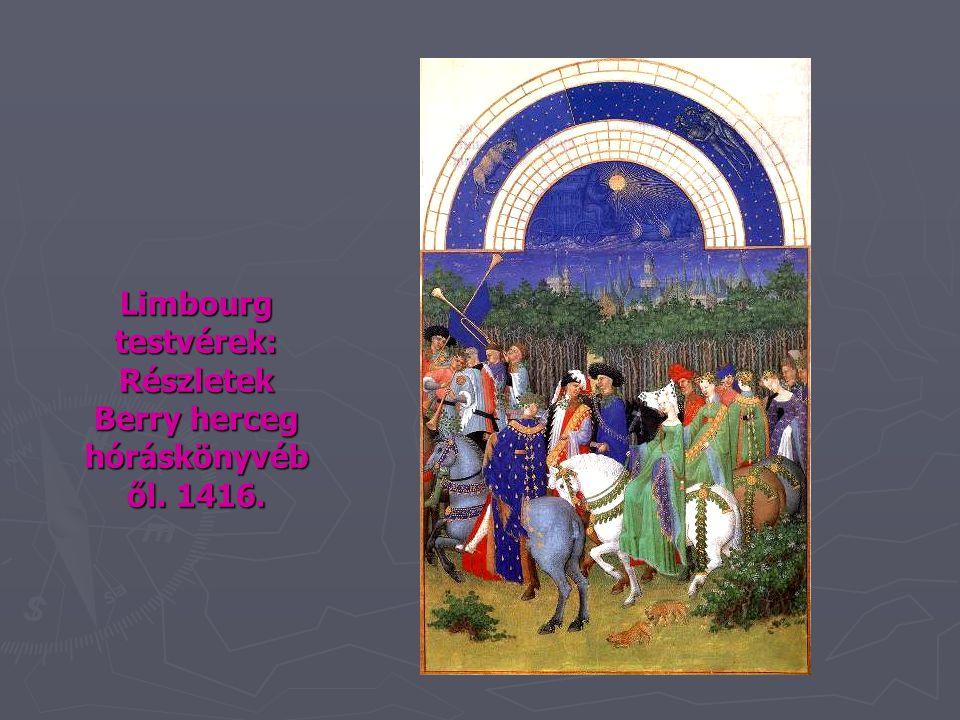 Krisztust Pilátus elé viszik, 15. század