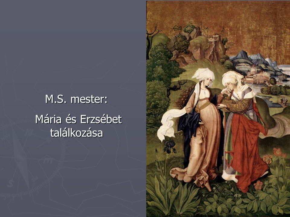 M.S. mester: Kálvária Kálvária