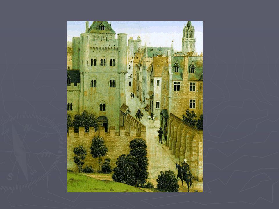 A virágzó középkor (XI-XIII. sz.) gazdasági alapja ► A népvándorlás megszűnik: az élet és a vagyon biztonsága helyreáll, erős államok jönnek létre. ►
