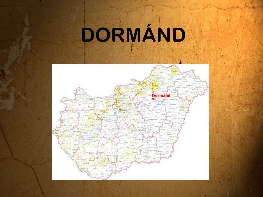 Dormánd község Heves megye Füzesabonyi kistérségében.