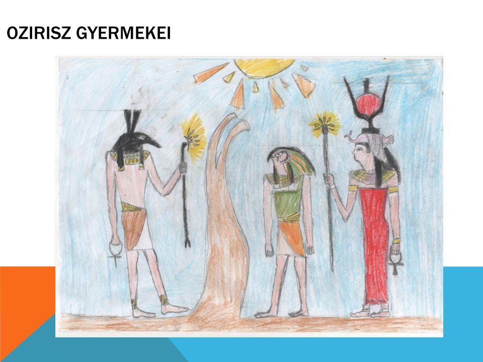 OZIRISZ GYERMEKEI