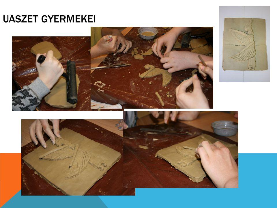 UASZET GYERMEKEI