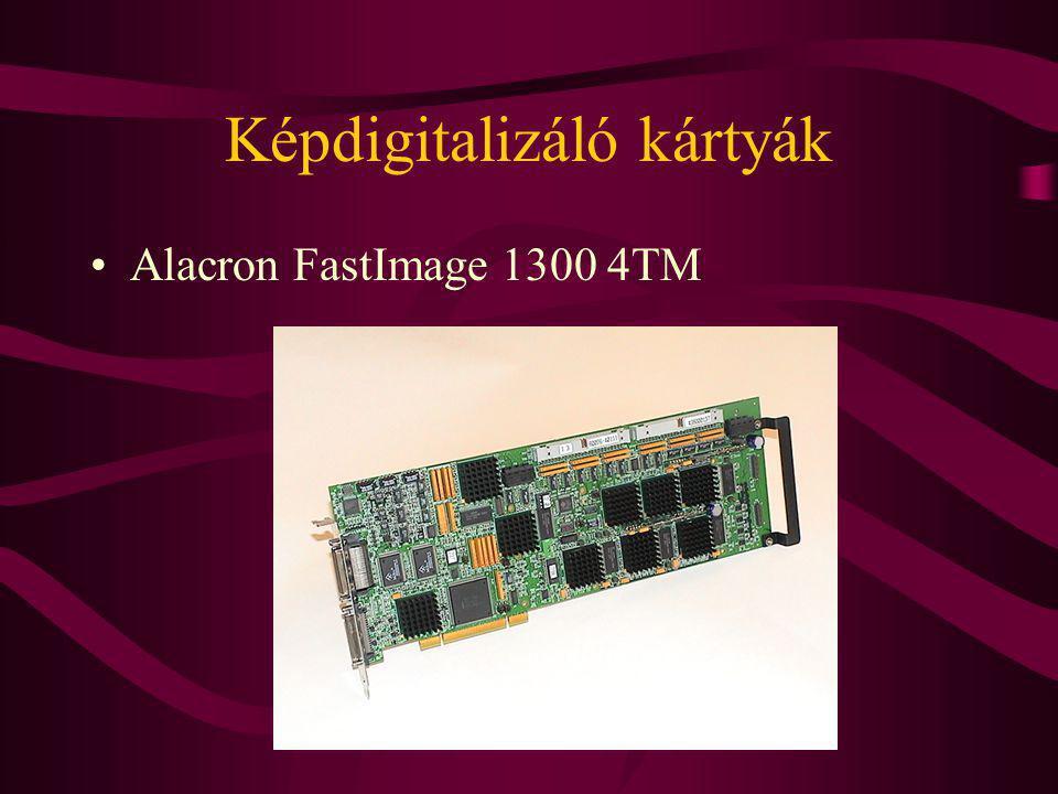 Képdigitalizáló kártyák Alacron FastImage 1300 4TM