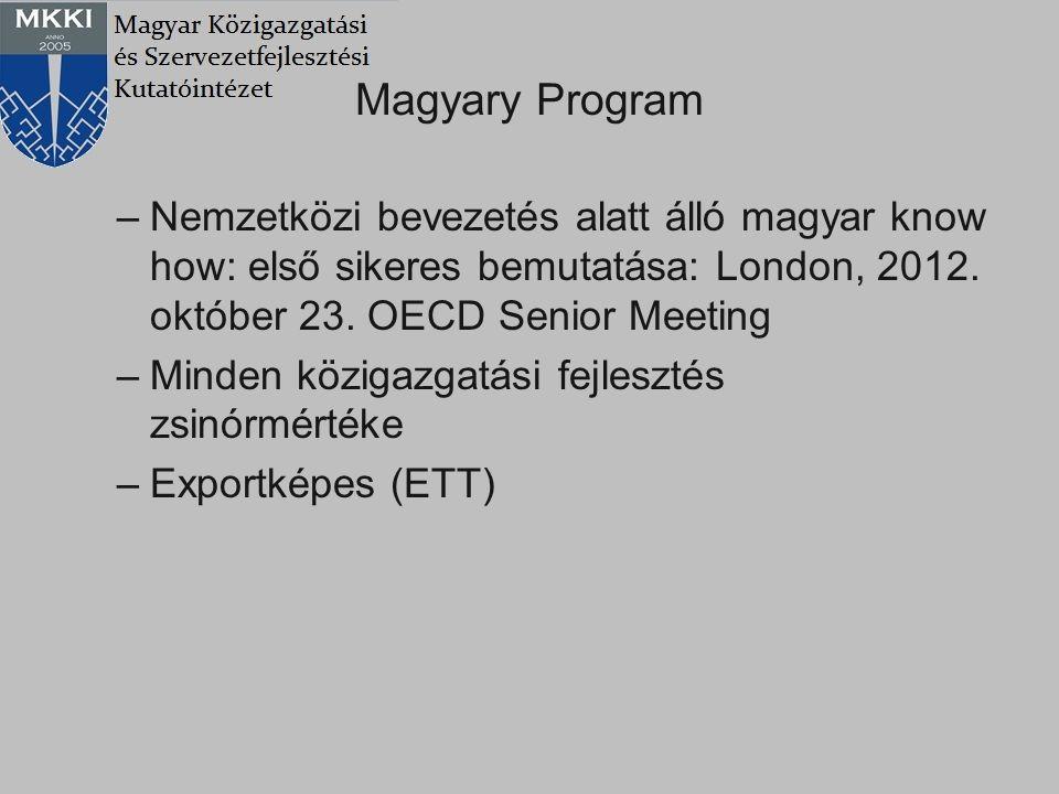 """E-közigazgatás Az MP 12.0 e-közigazgatás fogalma: """" Az e-közigazgatás a közigazgatás-fejlesztés azon törekvése – mint átfogó feladat -, hogy az egyre hatékonyabb feladat-végrehajtás érdekében alkalmazza az informatika által kínált legalkalmasabb megoldásokat."""