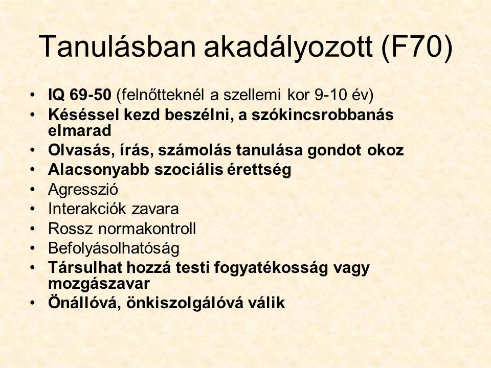 Autizmus Zavar 3 fő területen: 1.kapcsolatok 2.kommunikáció 3.kényszercselekvés