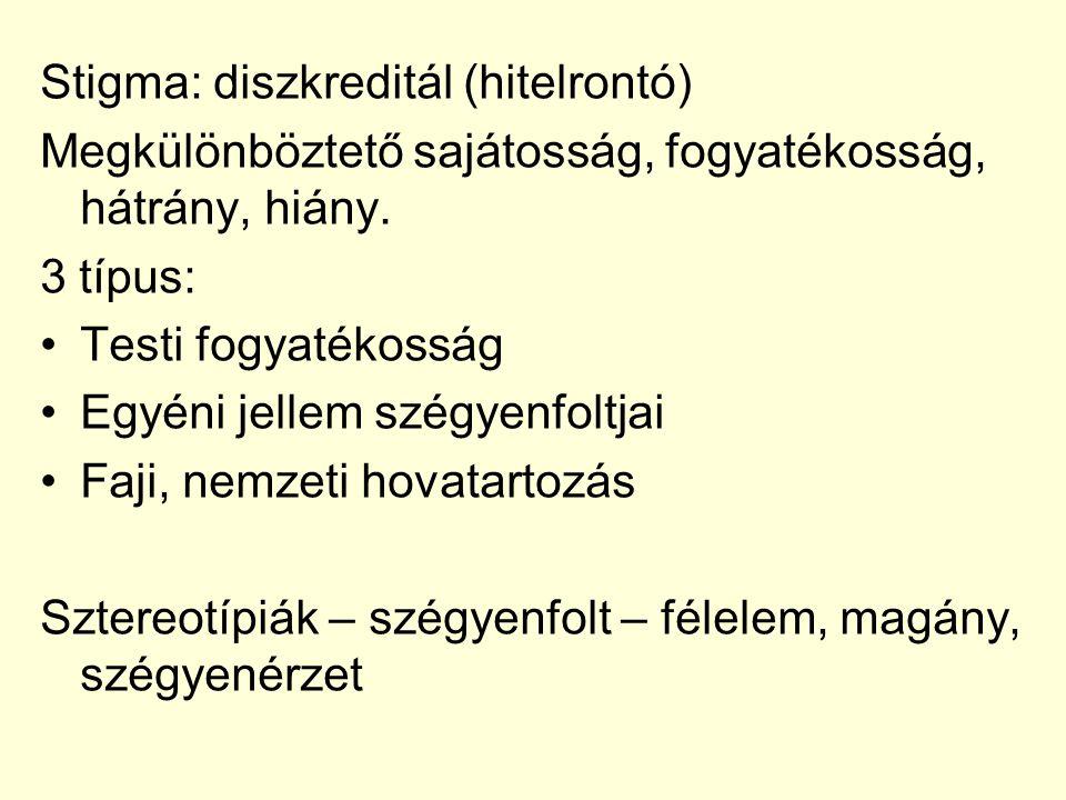 A kora gyermekkori intervenció jelenlegi helyzete Magyarországon Részletesen: a TÁRKI-TUDOK Zrt.