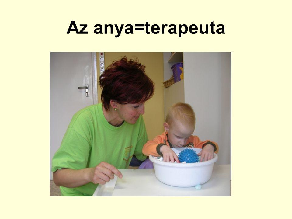 Az anya=terapeuta