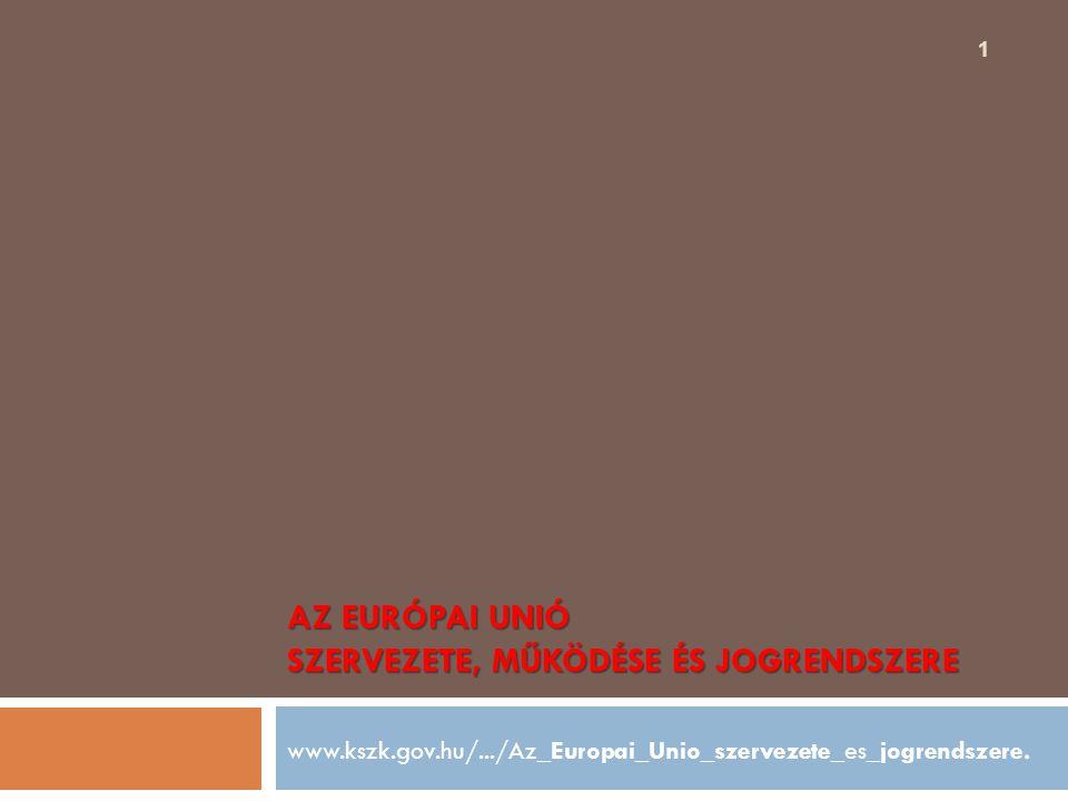 Kereskedelempolitika 32 Tagállami kétoldalú megállapodások vége Tagállami kétoldalú megállapodások vége Vámunió és versenyszabályok Vámunió és versenyszabályok Áruk, szolgáltatások, szellemi tulajdon Áruk, szolgáltatások, szellemi tulajdon Bizottság kiemelt szerepe Bizottság kiemelt szerepe Eljárás Eljárás Társulási megállapodások Társulási megállapodások