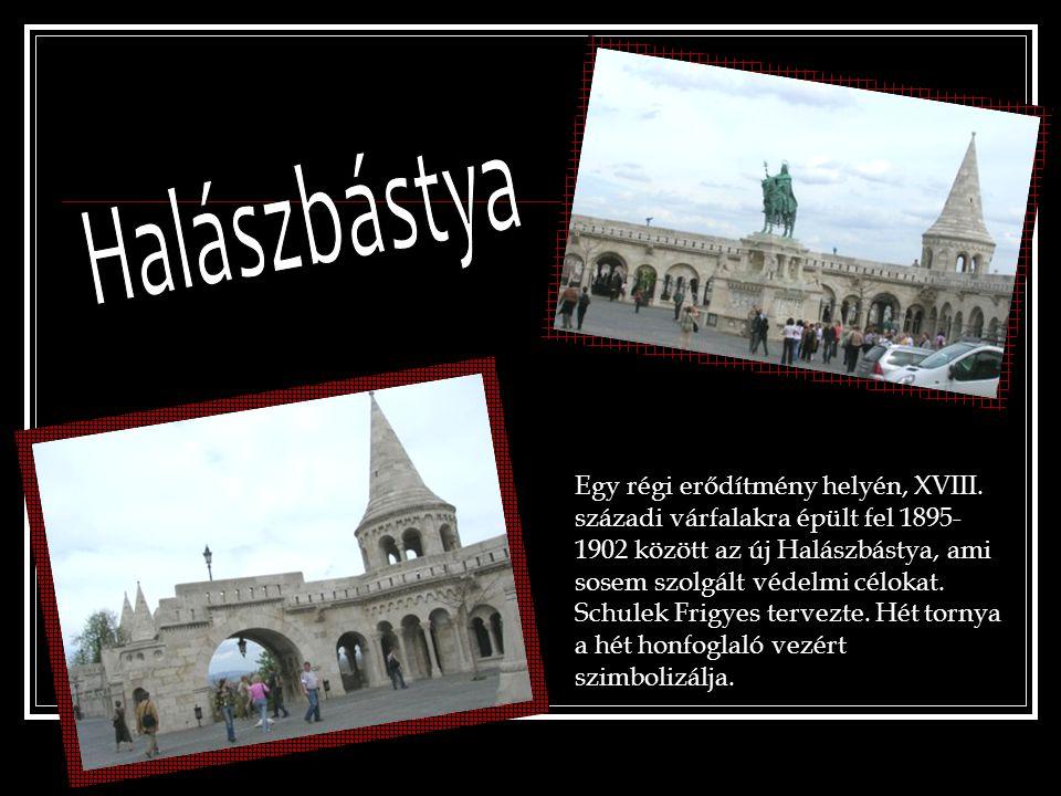 A Nagyboldogasszony tiszteletére szentelt, de Mátyás-templomként emlegetett épület koronázások, királyi esküvők színhelye volt.